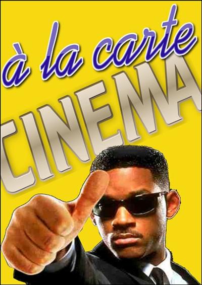CINEMA À LA CARTE