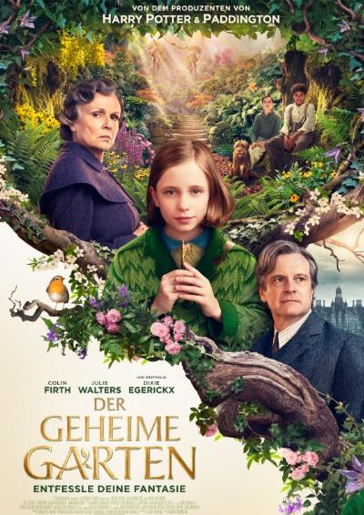 Plakat: Der geheime Garten