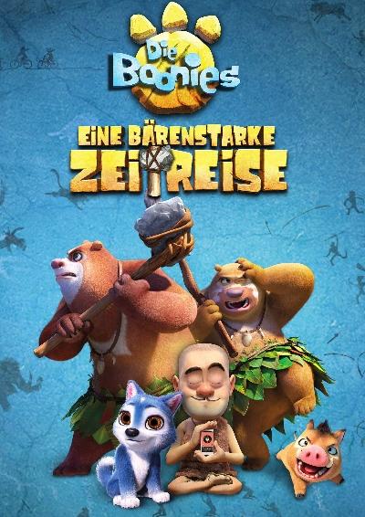 Plakat: Die Boonies
