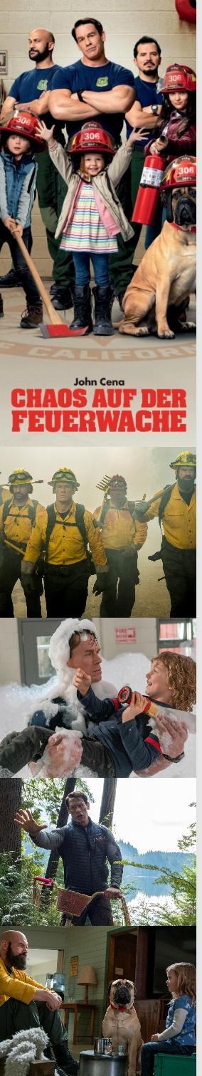 Chaos auf der Feuerwache