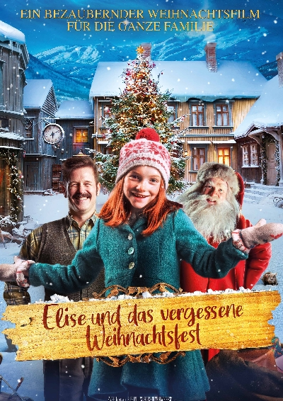 Plakat: Elise und das vergessene Weihnachtsfest
