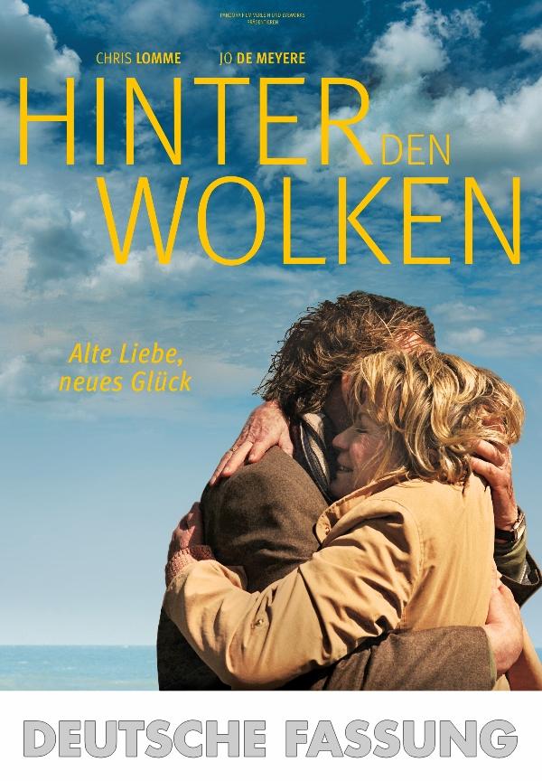 Plakat: Hinter den Wolken - Deutsche Fassung