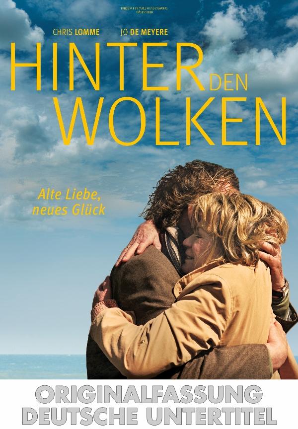 Plakat: Hinter den Wolken - Original-Fassung DE-FR Ut.