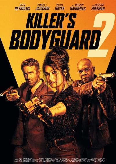 Plakat: Killer's Bodyguard 2
