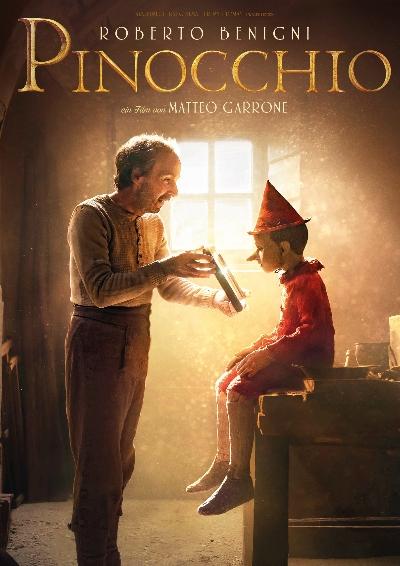 Plakat: Pinocchio