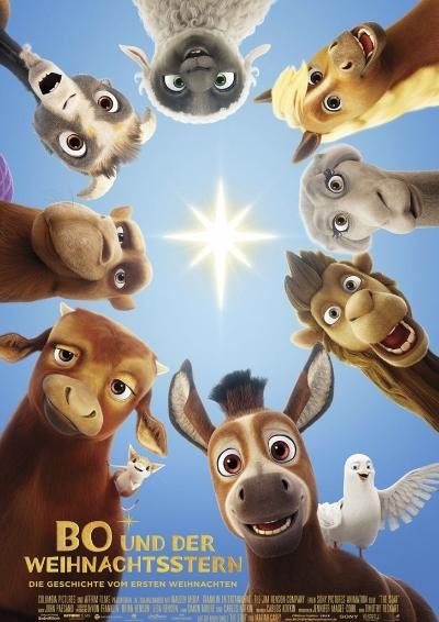 Plakat: Bo und der Weihnachtsstern