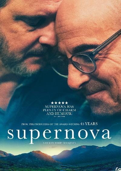 Plakat: Supernova